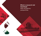 CREST Research-led Teaching Cover